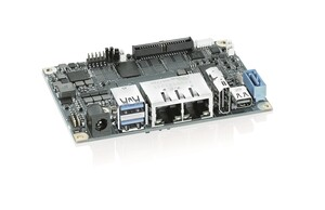 Embedded Kontron motherboard pITX-APL V2.0 for high performance in 2.5-inch format