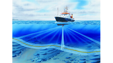 Robust multi-core technology for more accurate and faster mapping of the sea floor